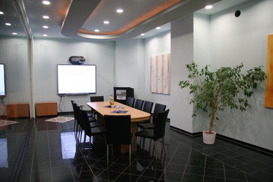 Konferenzraum im Haus Kontor