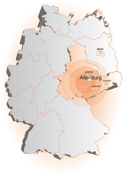 Altenburg Immobilien Mieten Gewerbepark Alte Fabrik Westermaier