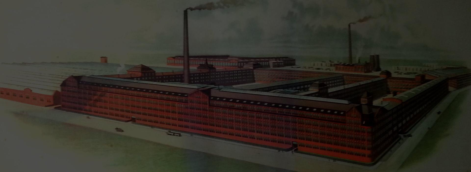 Gewerbepark Alte Fabrik Altenburg